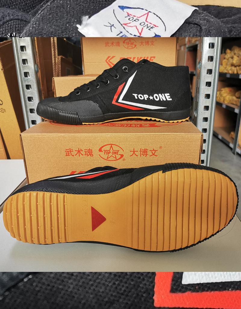 Feiyue Feiyue High Top - Black