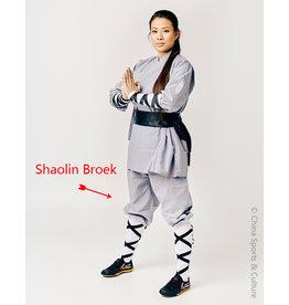 Shaolin Kung Fu Broek