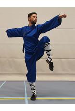 Shaolin Monk Uniform - Blauw