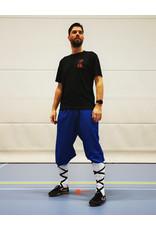 Shaolin Mönch Uniform - Blau