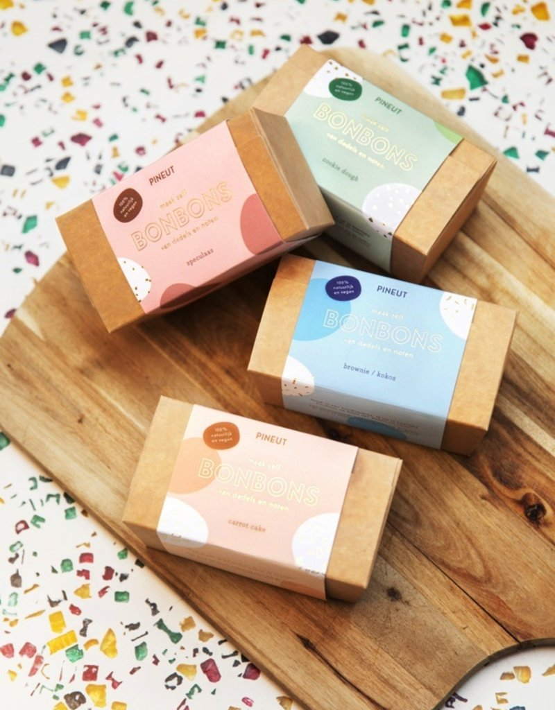 Pineut Bonbon | Carrotcake