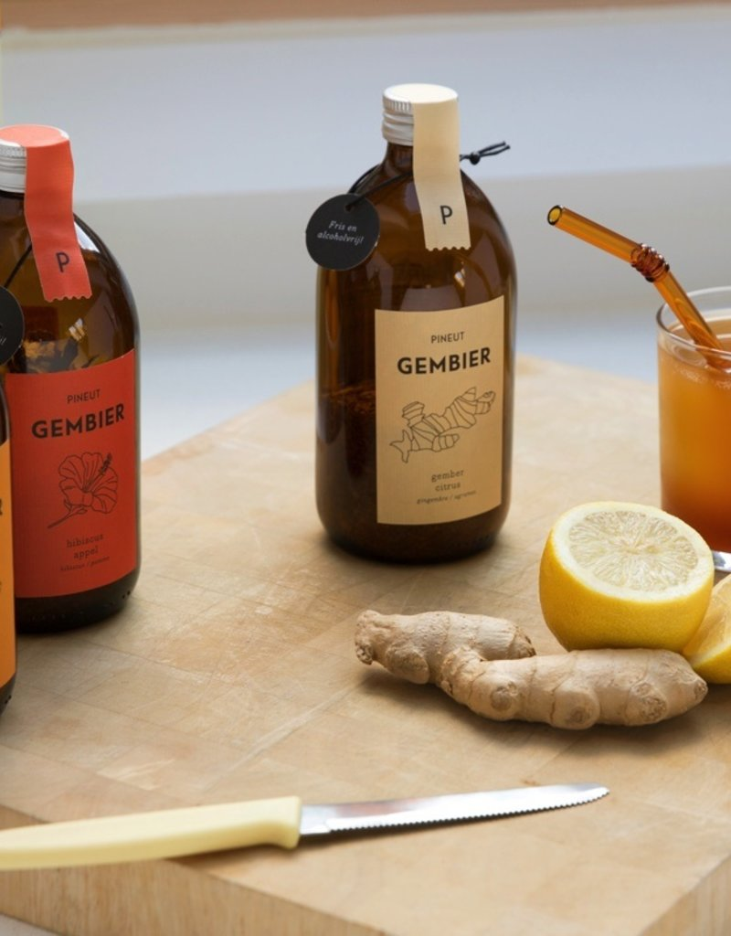 Pineut Gembier | Ananas kurkuma