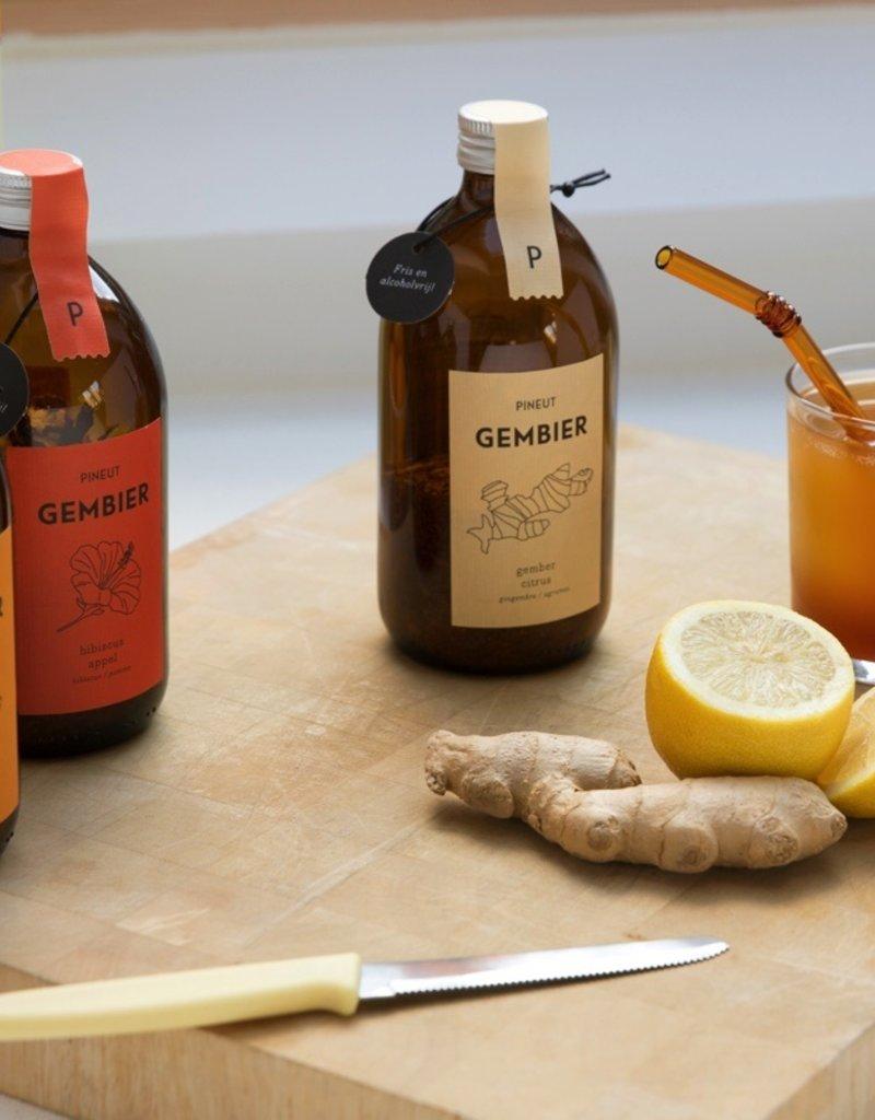 Pineut Gembier | Hibiscus appel