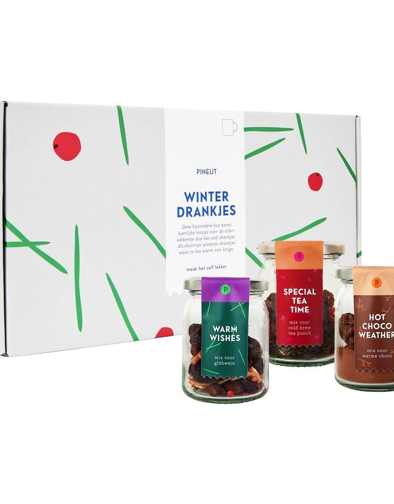 Pineut Winter cadeaubox