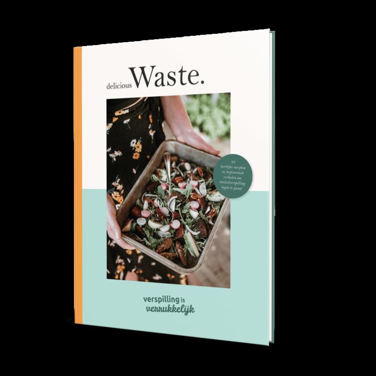 Gratis te downloaden Delicious Kookboek over Verspilling