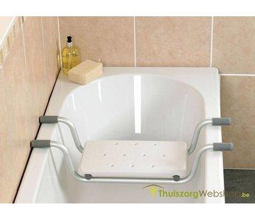 Hangende badzit zonder leuning
