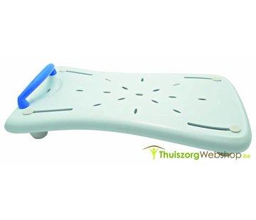 Badplank met gekleurde handgreep