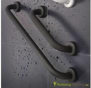 Wandbeugel in staal en antislip