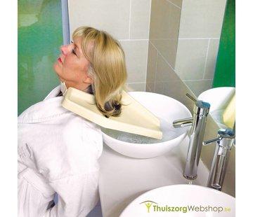 Haarwasbekken lichtgewicht voor gebruik aan de lavabo