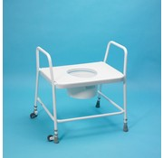 Toiletkader met zitting XL Homecraft