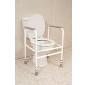 Toiletsteun wit