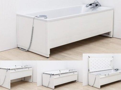 Elektrisch verstelbaar hoog-laag bad ropox