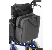 Boodschappentas voor achteraan de rolstoel