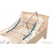 Anti-glijlatten voor gebruik bedbeugel