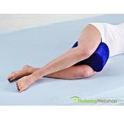 Abductiekussen voor knieën en benen