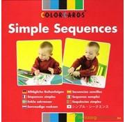 Eenvoudige reeksen - ColorCards®