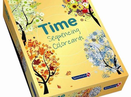 Tijd begrijpen - ColorCards®