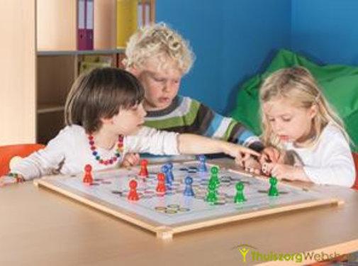 4 vergrote gezelschapsspellen