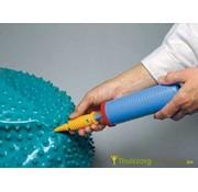 Handpomp voor zitballen