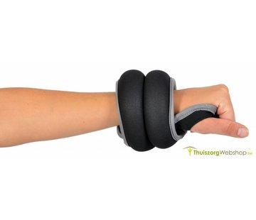 Gewichtsmanchetten Soft met duimfixatie