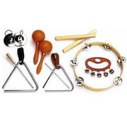 Ritme: afzonderlijke instrumenten