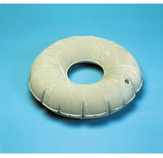 Ringkussen opblaasbaar in PVC, lichtgewicht