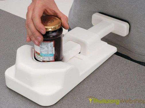 Klemsysteem voor potten