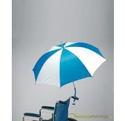 Regen- en zonnescherm voor rolstoel of rollator