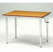 Werktafel voor staand/zittend werken DosDos