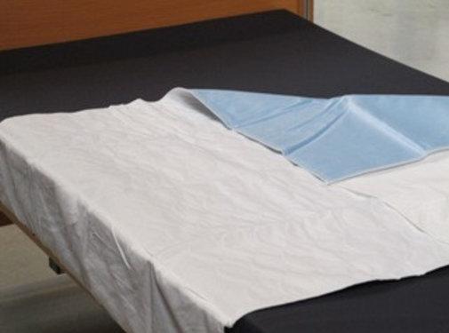 Herbruikbare absorberende matrasbeschermer
