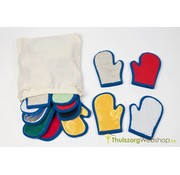 Handschoenen voor bevorderen sensibiliteit
