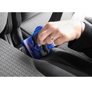Beveiliging voor openen autogordel