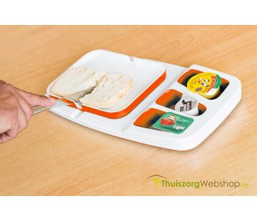Theomatik design eenhandige boterhamplank