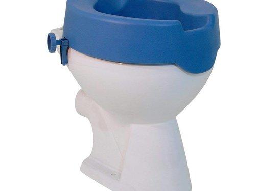 Toiletverhoger voor zware personen XL