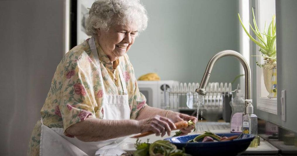 340 miljoen voor thuiswonende ouderen