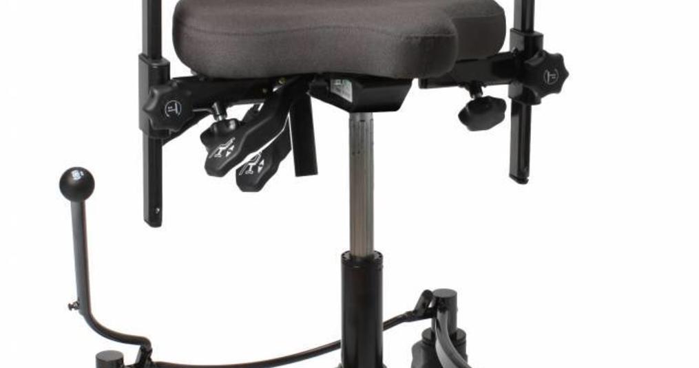 Waarom een trippel- of werkstoel uw zelfstandigheid vergroot