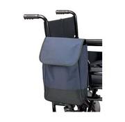 Opbergtas voor zijkant van de rolstoel