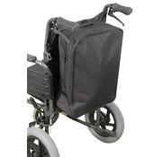 Standaard opbergtas voor achter de rolstoel of scootmobiel