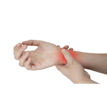 Last of pijn aan de polsen: hulpmiddelen die dit genezen of voorkomen