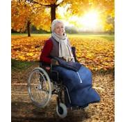 Beenbekleding voor in rolstoel