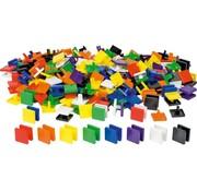 150 vierkante Aximoblokjes
