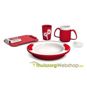 Dementie Set Thermo rood