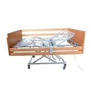 Hoog-laag bed  voor zware personen tot 210 kg
