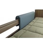 Bescherming voor de zijsteunen van het bed