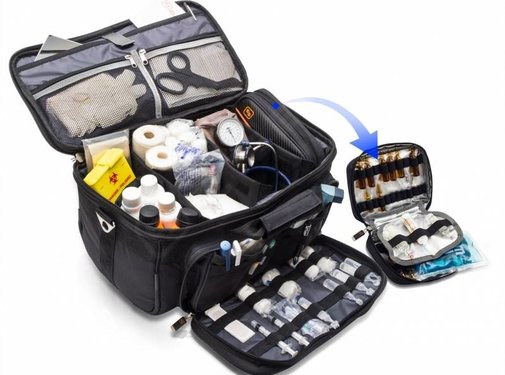 Tas voor medisch materiaal