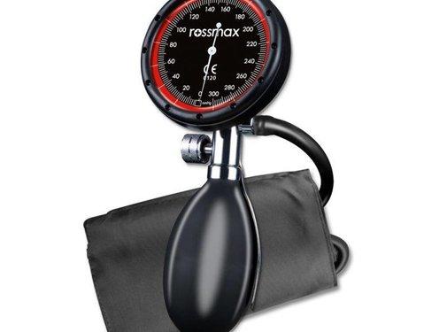Tensiometer met lepel en stethoscoop - Rossmax