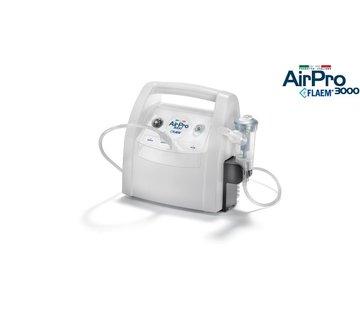 Aerosol air pro met zuiger en masker