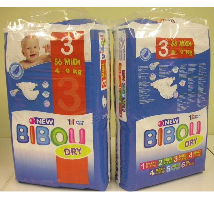 Broekluier voor baby 4-9 kg