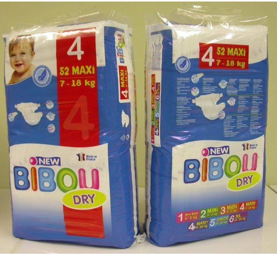 Broekluier voor baby 7-18 kg