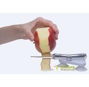 Dunschiller op zuignappen voor éénhandig gebruik